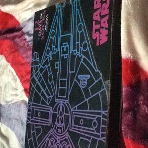 New box os women's Star Wars socks